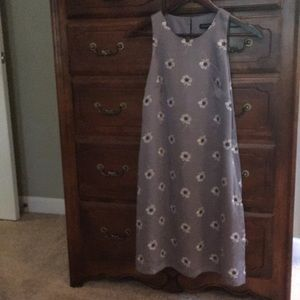 Banana Republic silky Dress. Size 10, runs small